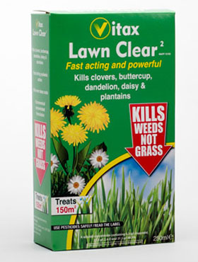 Vitax Lawn Clear Concentrate (MAPP 15193)