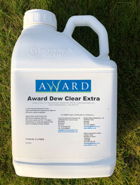 Award Dew Clear Extra