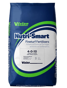 Vision Nutri-Smart 6-6-10+Mg+Ca
