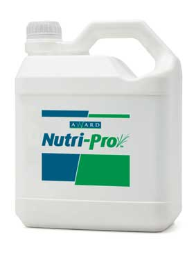 Award Nutri-Pro Liquid (12-0-10) Plus
