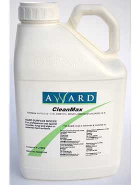 Award Cleanmax (HSE 8792)