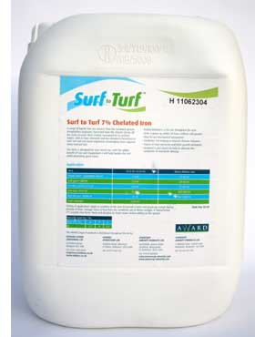 Award Surf To Turf + 7% Chelated Iron